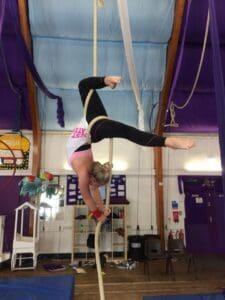 Birmingham youth circus